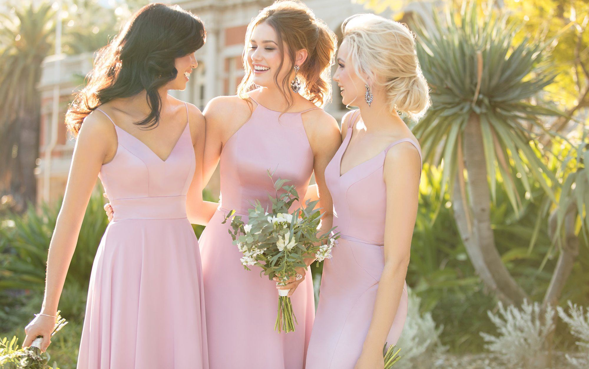 Bridesmaid Styling 101. Mobile Image